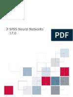 SPSS0Neural0Network17.0