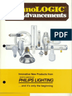 Philips Lighting TechnoLOGIC Advancements Brochure 8-84
