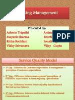 Banking Management Servqual
