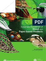 Sustainable Procurement Wood Paper Based Products v3 Intro