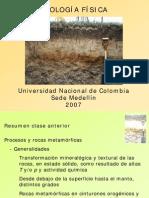 Meteorización de suelos