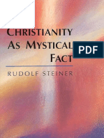 Steiner, Rudolf - Christianity as Mystical Fact