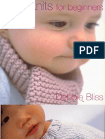 Debbie Bliss_Baby Knits for Beginners
