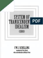 46357871 System of Transcendental Idealism