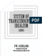 46357871 System of Transcendental Idealism