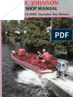 Johnson_Evinrude 1990-2001 Servis Manual | Carburetor | Throttle on