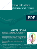 Five Stages of the Entrepreneurial Process