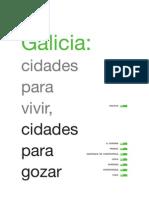 Ciudades Galizia