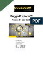 Ruggedexplorer User Guide