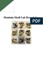 hominin skull lab revealed