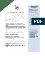 TYRF Legislative Day Handout