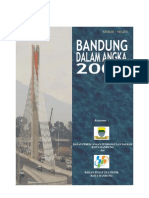 Kota Bandung Dalam Angka 2007