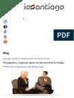 50 preguntas y respuestas típicas en una entrevista de trabajo