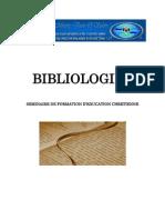 INTRODUCTION À LA BIBLIOLOGIE