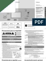 Manual de Operacion TC-L3237C22 Spanish