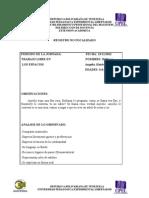 Registros Focalizados y No Focalizados