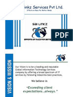 Sai Linkz Services Pvt Ltd