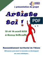 Dossier de présentation - VI