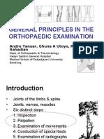 Orthopaedic Physical Examination ; General Principles.ppt