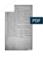 Last Will and Testament of Frederick Douglass