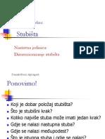 4-3 i 4-4 Stubi+íta- dimenzioniranje