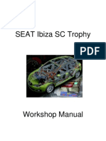 Workshop Manual Ibiza SC Trophy