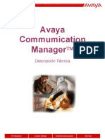 AVAYA CommunicationManager
