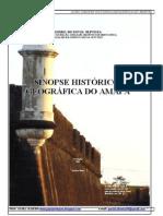 Sinopse histórico geográfica do Amapá - Prof Gesiel de Souza Oliveira