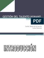 64688347 Gestion Del Talento Humano