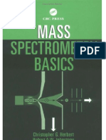 Mass Spectrometry Basics