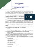 Reglamento de Zonificacion Ecologica y Economica