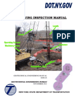 Pile Driving Inspection Manual- Gem-26b - Nydot