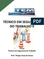 SEGURANÇA DO TRABALHO II