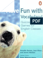 _Ebook - Penguin - Have Fun With Vocabulary, Quizzes & Games for English Classes