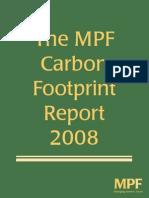 MPFCarbonFootprint Report