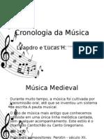 Cronologia Da Msica (2)