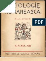 Sociologie Românească, Anul I, No. 3