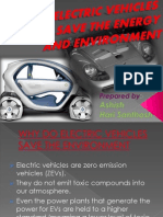 ELECTRIC VEHICLES SAVE THE ENERGY AND ENVIRONMENT.pptx
