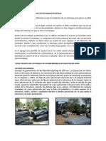 PROCESO DE INSTALACIÓN DE LOS ESTANQUES ACUICOLAS