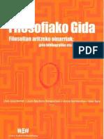 Filosofiako Gida (LIBURUA UEU)