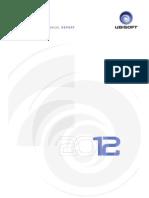 Ubisoft financial analysis