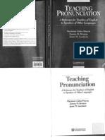 Celce-Murcia's Teaching Pronunciation