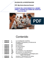 Metodologia de La Investigacion Presentaciones