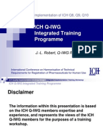 01 Introduction to the New Paradigm ICH Q 8,9, 10