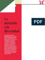 Atencion a La Diversidad Guia Orientaciones Educativas Para Padres y Profesores