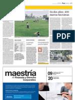EL COMERCIO | Lima Milenaria 'En 140 años no hemos creado ningún gran parque'