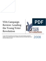 YDA 2008 Campaign Overview