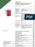 Automatiz. Preventa Safety XPSMC16Z