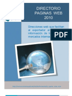 Directorio Web Mundial