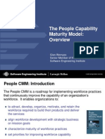 The People Capability Maturity Model Overview